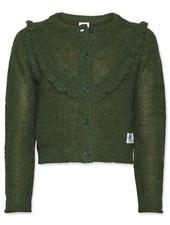 AO76 Cardigan green