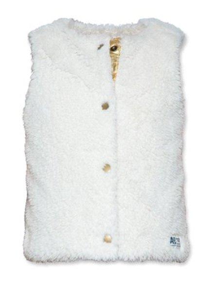 AO76 Bodywarmer blanc