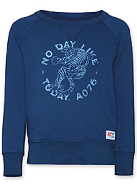 AO76 Sweater TODAY blauw