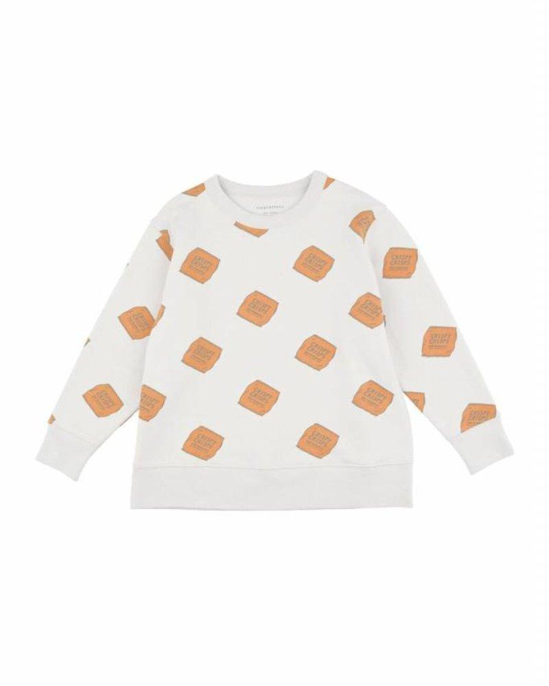 Tiny Cottons Sweater crispy crisps