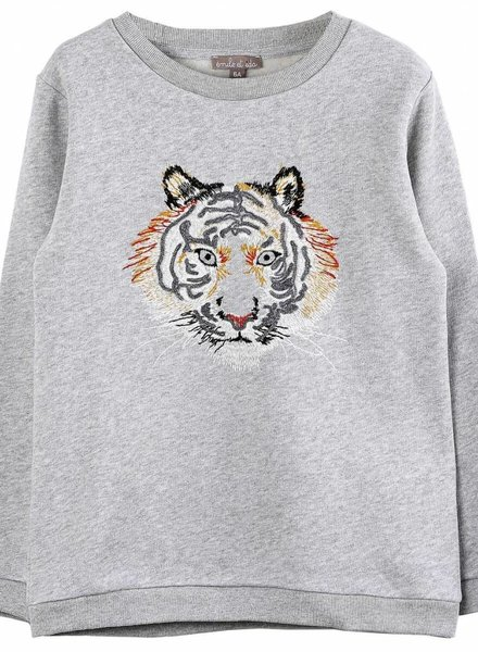 Emile et Ida Sweater tiger
