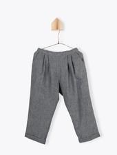 Arsène et les Pipelettes Pants chambray marine
