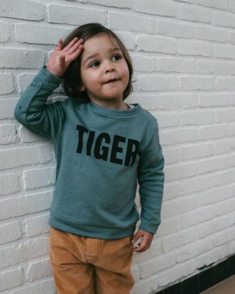 Maed for mini Tiger Sweater