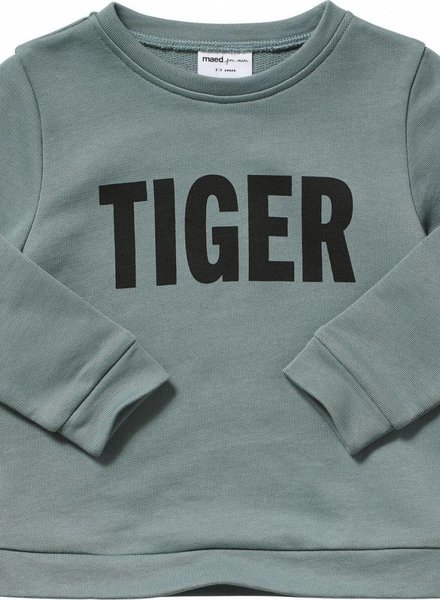 Maed for mini Tiger Sweater