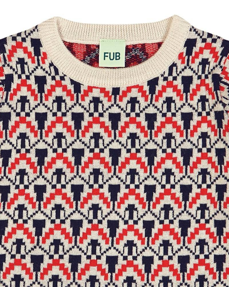 FUB Nordic sweater