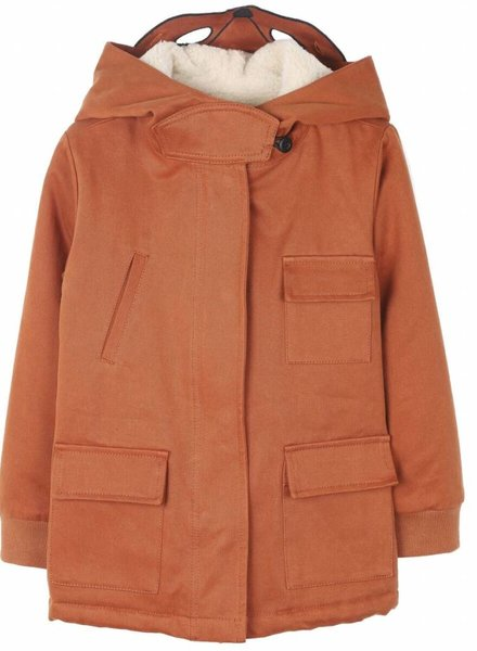 Emile et Ida jacket fox