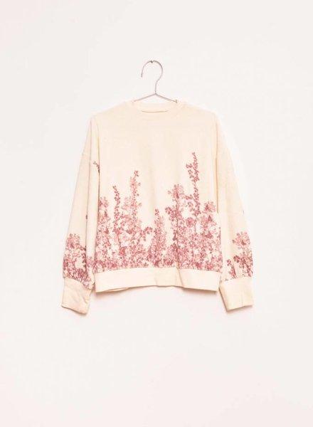 Fish & Kids Towel Flower sweater