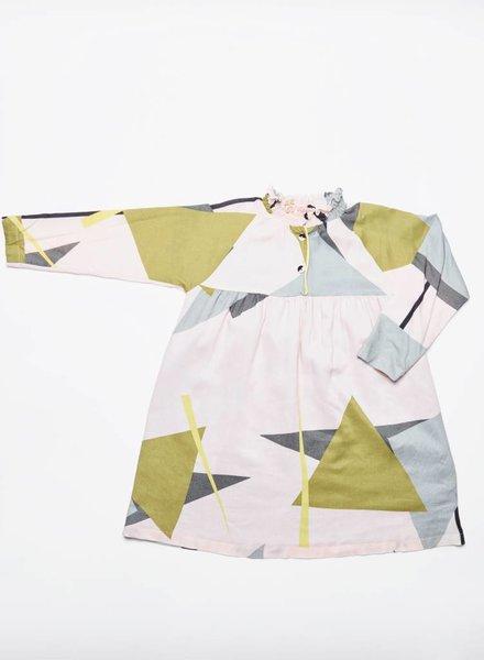 Leoca HELL DRESS TRIANGLE KAKI