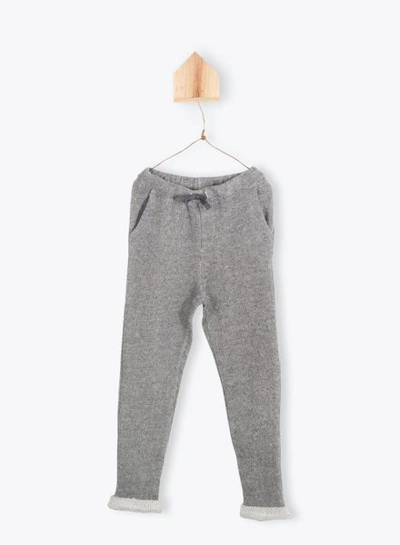 Arsène et les pipelettes pantalon grey