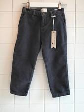 Arsène et les Pipelettes Grey trousers velvet