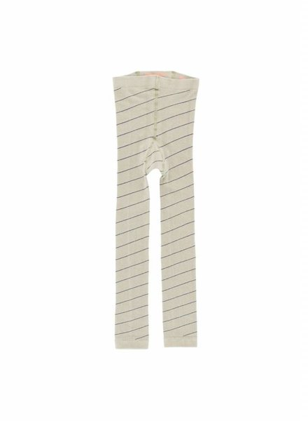 Tiny Cottons Diagonal stripes leggings