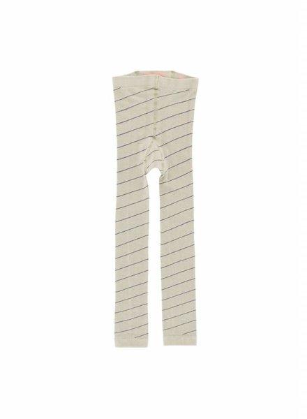 Tiny Cottons Diagonal stripes leggings