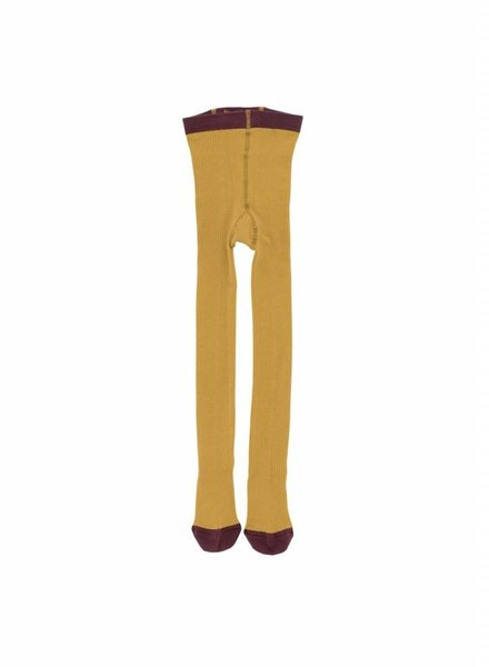 Tiny Cottons bas pantalon jaune moutarde
