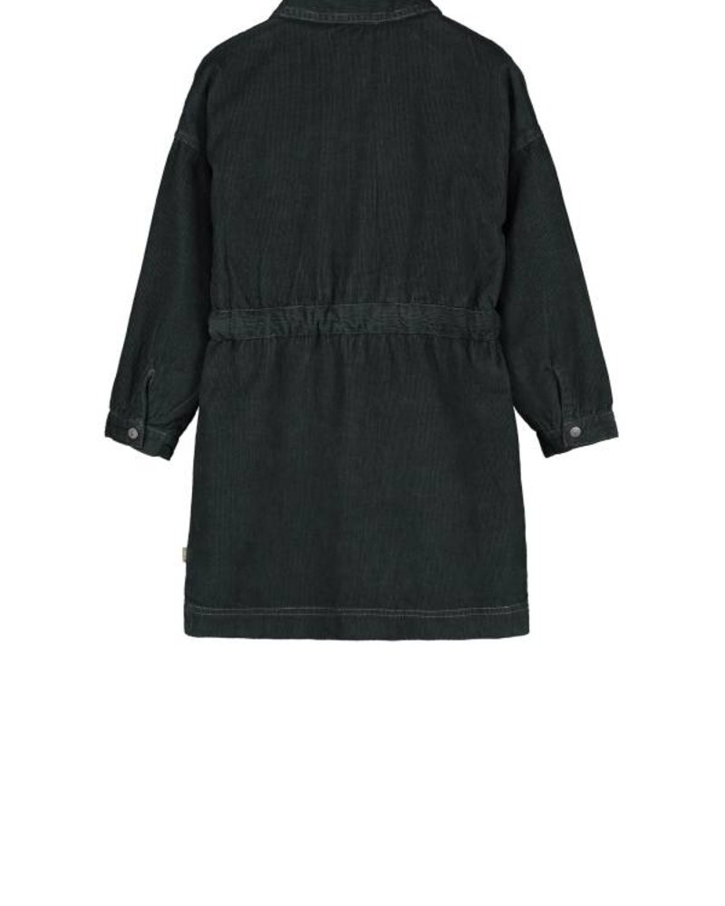Kidscase Dress amos dark green