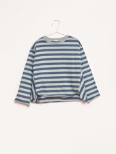 Fish & Kids Longsleeves with green stripes