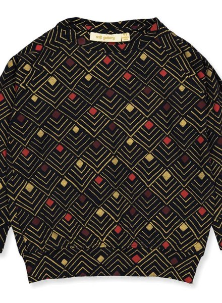 Soft Gallery sweatshirt vulcan