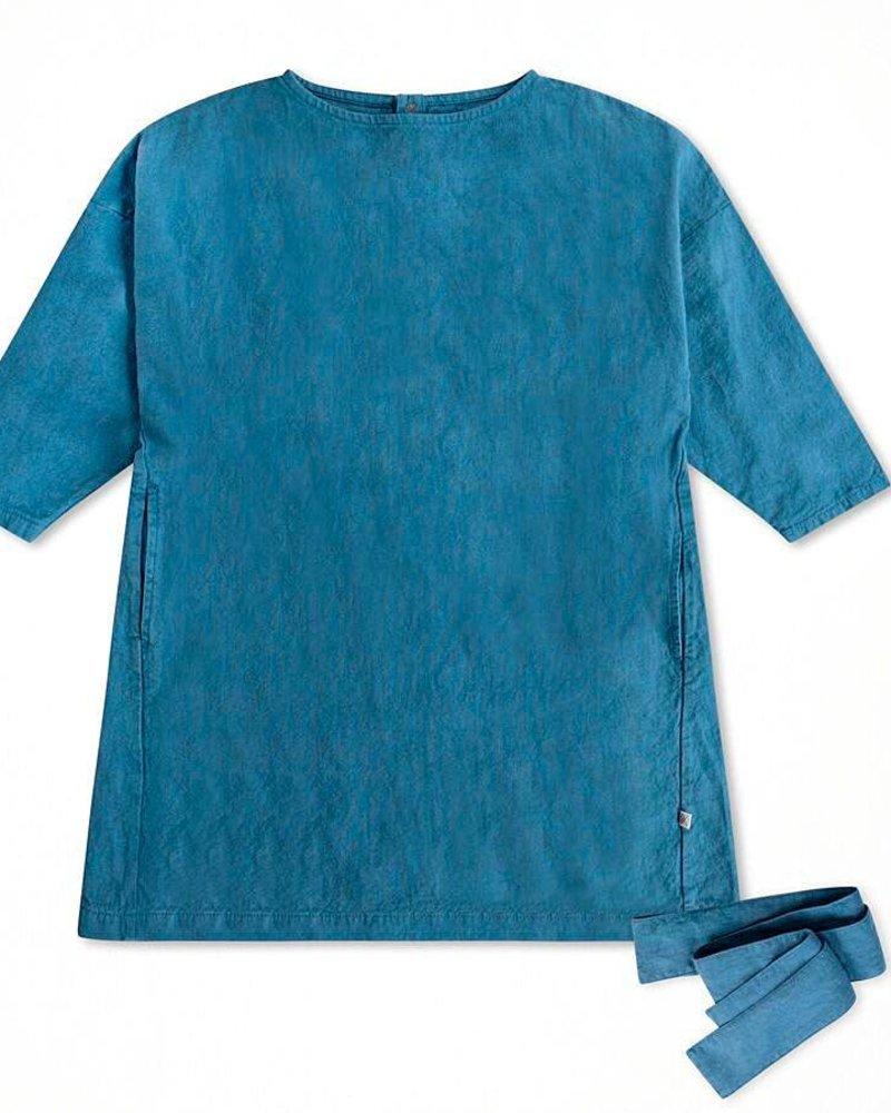 Repose AMS robe bleu