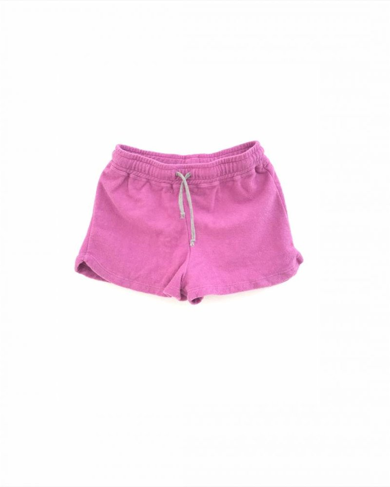 Longlivethequeen Shorts terry pink