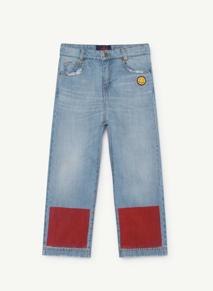 The animals observatory Denim pants color