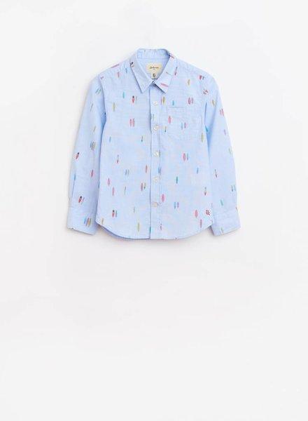 Bellerose Shirt GANIX blue