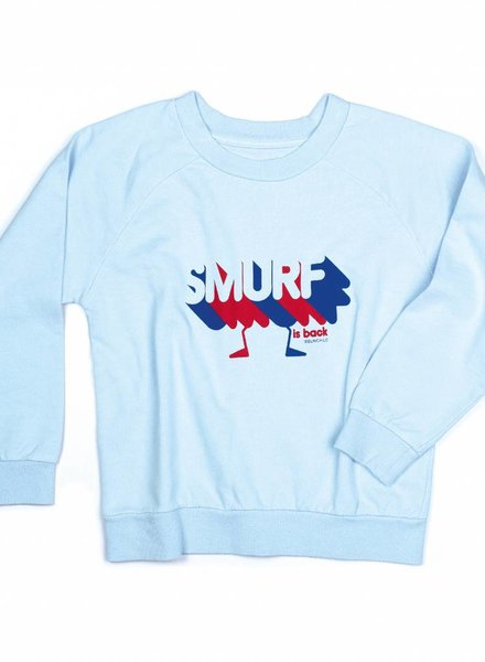 Sunchild Sweater smurf