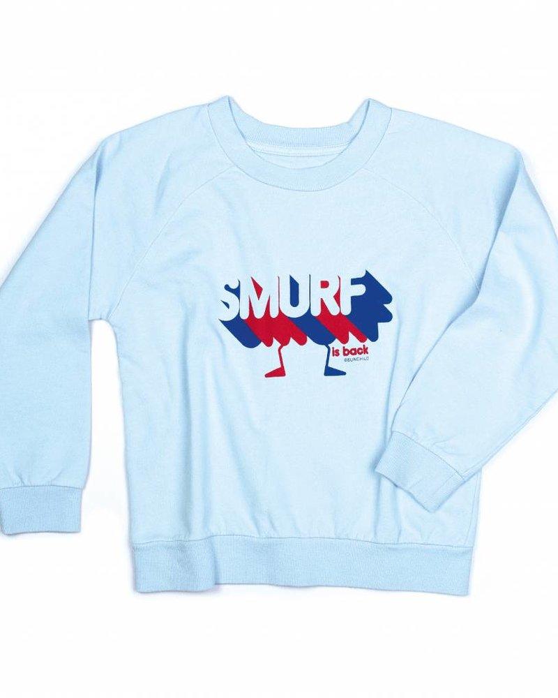 Sunchild Sweater SMURF NUAGE