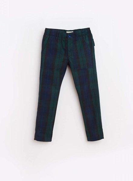 Bellerose Pants grid