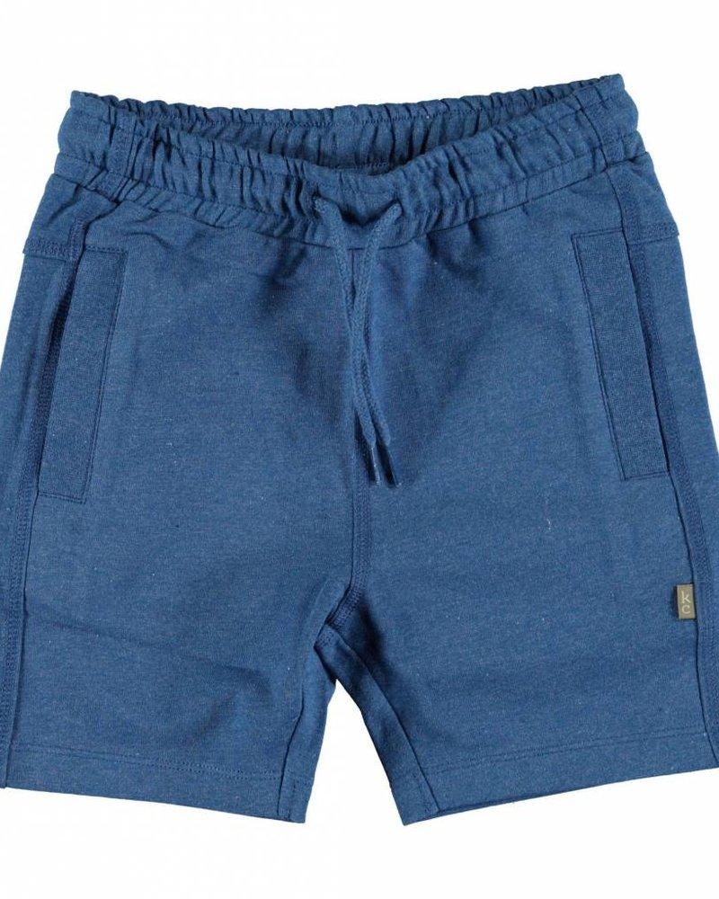Kidscase Kidscase shorts Darcy organic  shorts blue W902-6640