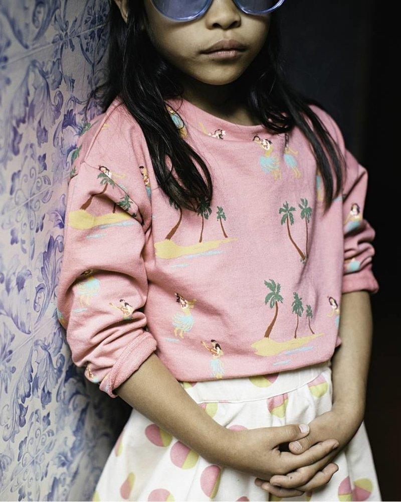 Hello Simone Hello Simone sweater Sweatshirt Sweaty Aloha Rose SS19-SMR