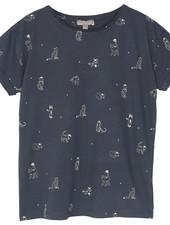 Emile et Ida T- shirt wit a cat