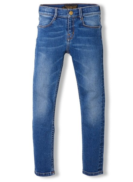 Finger in the nose Jeans tama dirty blue woven skinny