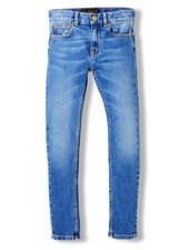 Finger in the nose Jeans  icon authentic blue woven 5 Pockets Slim Fit