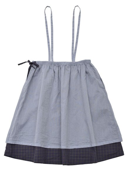 East End Highlanders rok Suspender SK grey