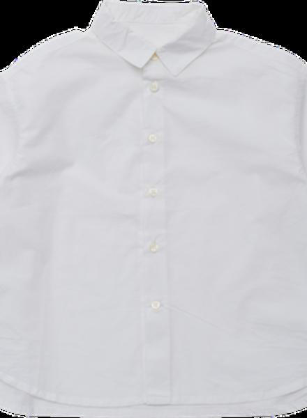 East End Highlanders Oversized wit hemd