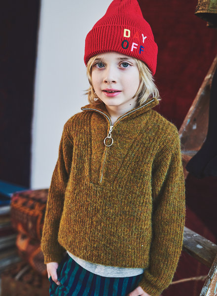 Simple Kids Sweater mira ginger