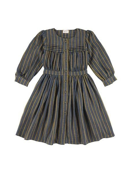 Morley Midi dress karol walter bleu