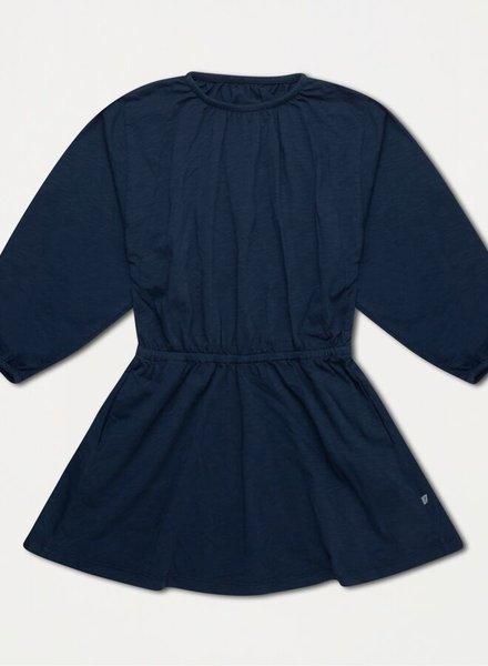 Repose AMS Skater dress midnight blue