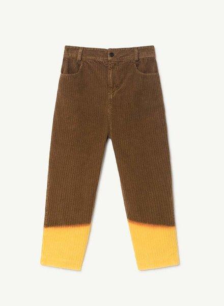The animals observatory Pantalon brun