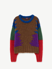 The animals observatory Sweater blowfish multicolor