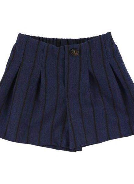 Simple Kids Shorts Phoenix Praco Blue