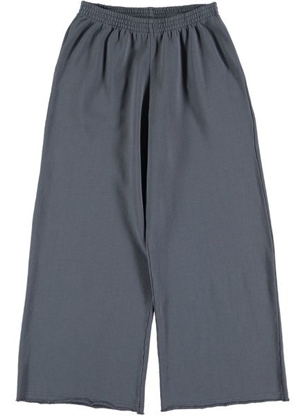 The New Society Sweat Pants Hugo Winter BLUE GREY