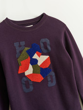 Bellerose Sweater purple