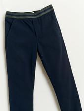 Bellerose Effen donkerblauwe broek
