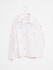 Fish & Kids Oversized shirt white