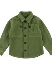 Morley Shirt cactus velours