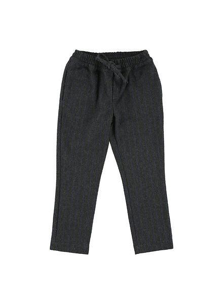 Morley Pantalon Floris bleu