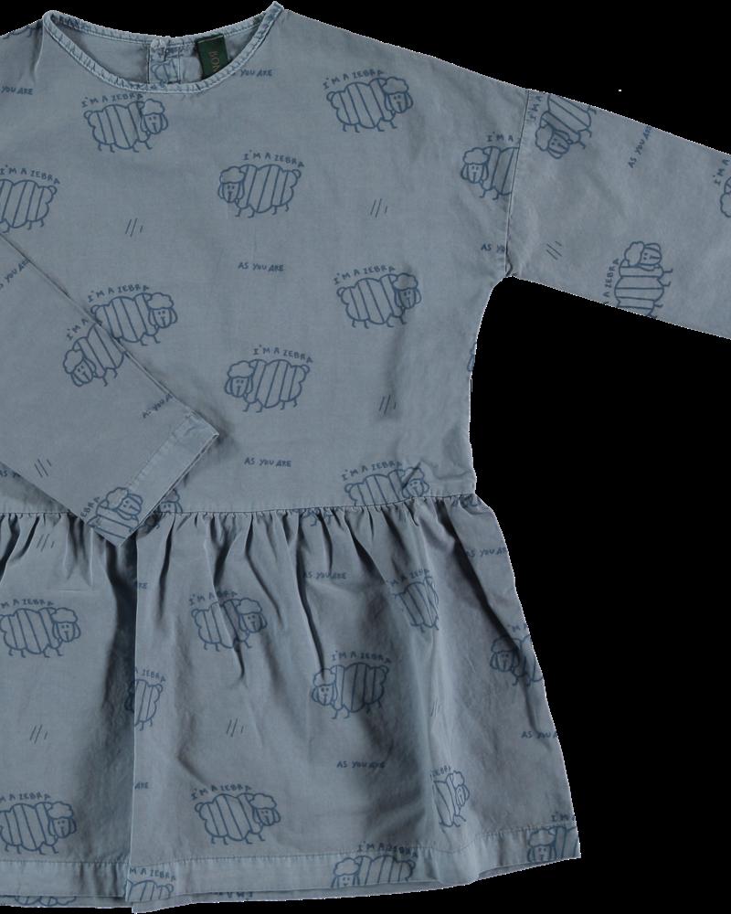 Bonmot Dress zebras