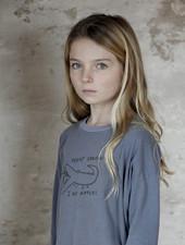 Bonmot T shirt long sleeved croco