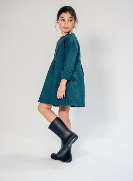 Annice Dress duck green
