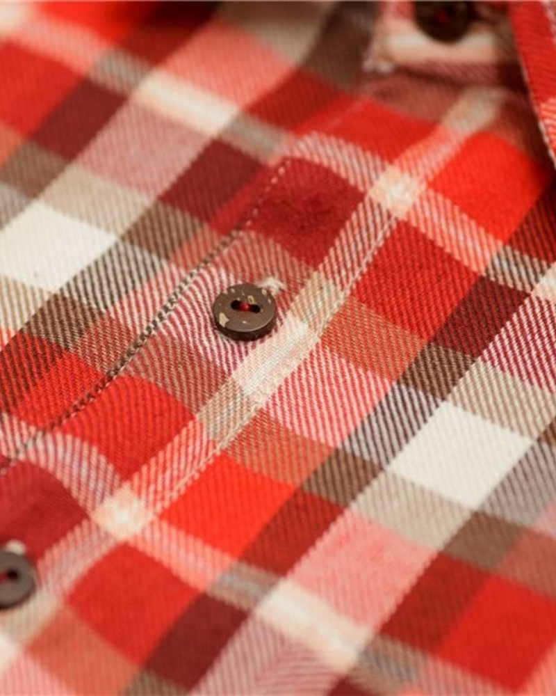 Arsène et les Pipelettes Shirt with grid